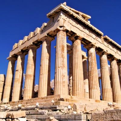 TOP 5 zabytków Grecji